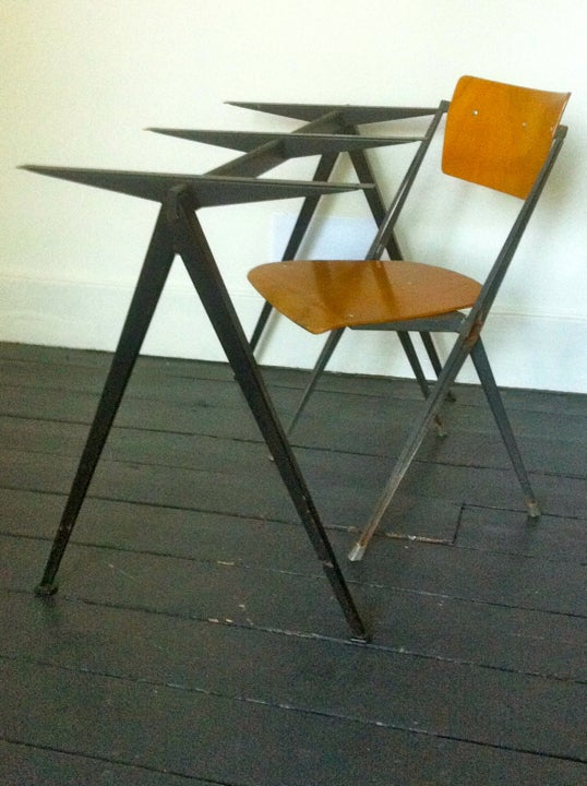 Image of Wim Rietveld Pyramid Table
