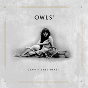 "Image of Owls* - Gravity Sweetheart - 7"" vinyl"