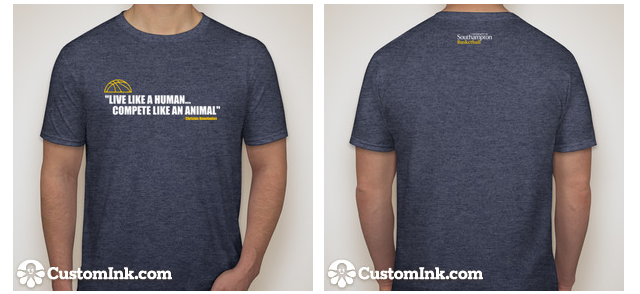 "Image of ""Compete Like an Animal"" Tee"