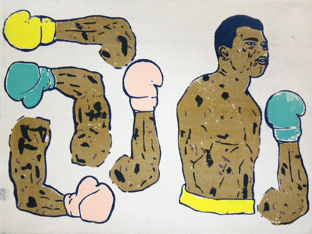 Image of Cassius Clay