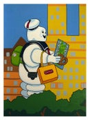 Image of Stay Puff't Marshmallow Man...