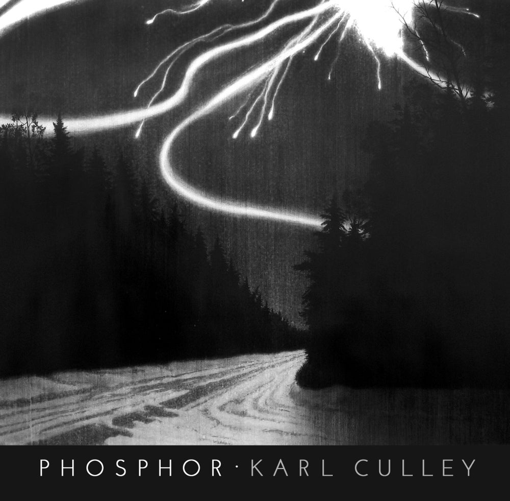 Image of Phosphor by Karl Culley - CD album