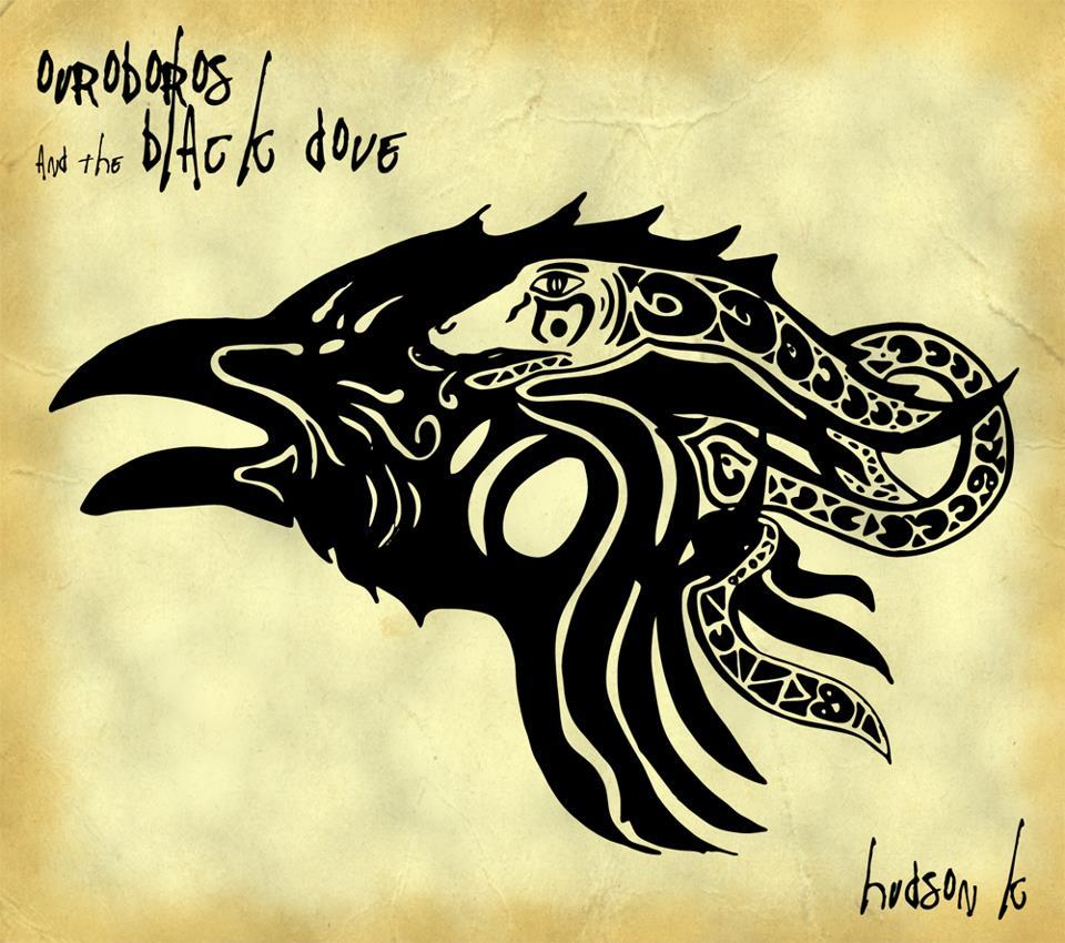 Image of Ouroboros and the Black Dove