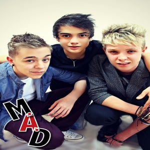 Image of M.A.D A1 Poster