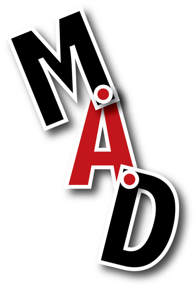 Image of M.A.D - LOGO Beanie Hat