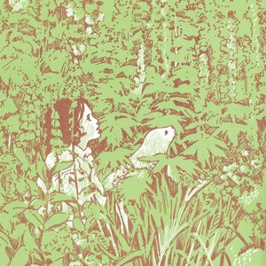 Image of Candy Claws - Ceres & Calypso in the Deep Time (LP - WHITE VINYL)