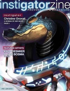 Image of Instigatorzine Vol. 19