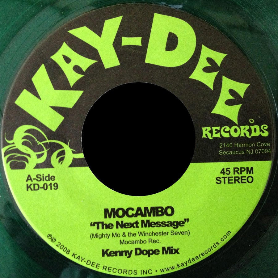 Image of KD-019 MOCAMBO LIMITED EDITION