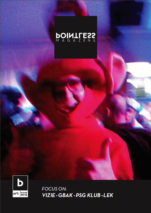 Image of POINTLESS MAGAZINE n°1