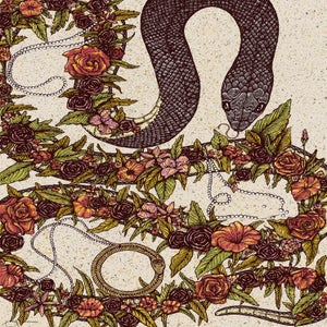 Image of The Snake and the Flower