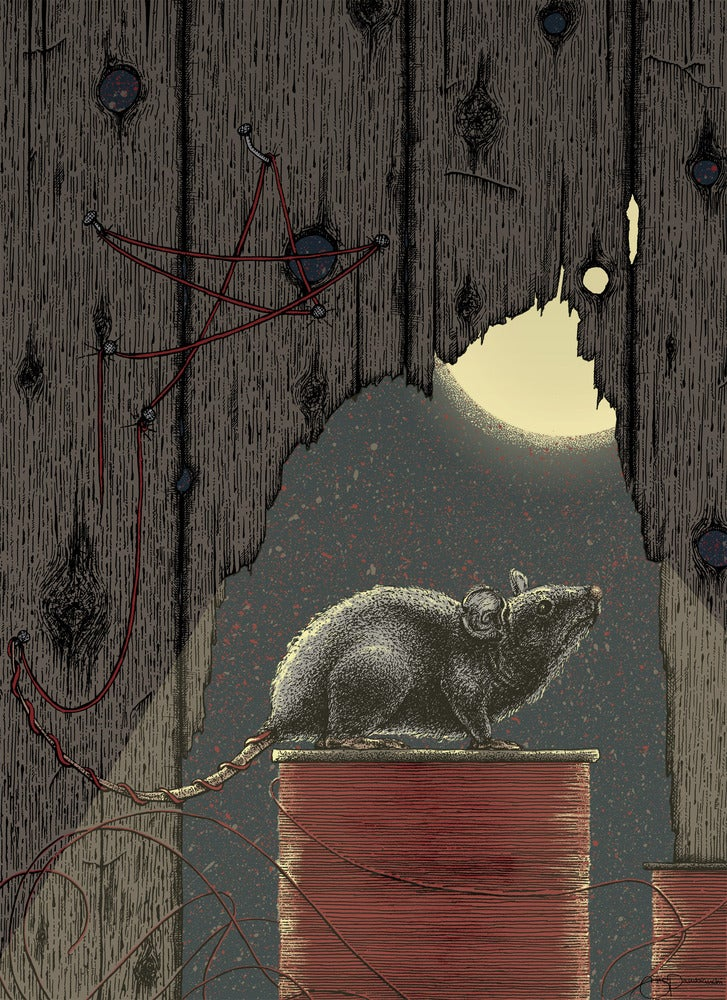 Image of The Mouse and the Thread.