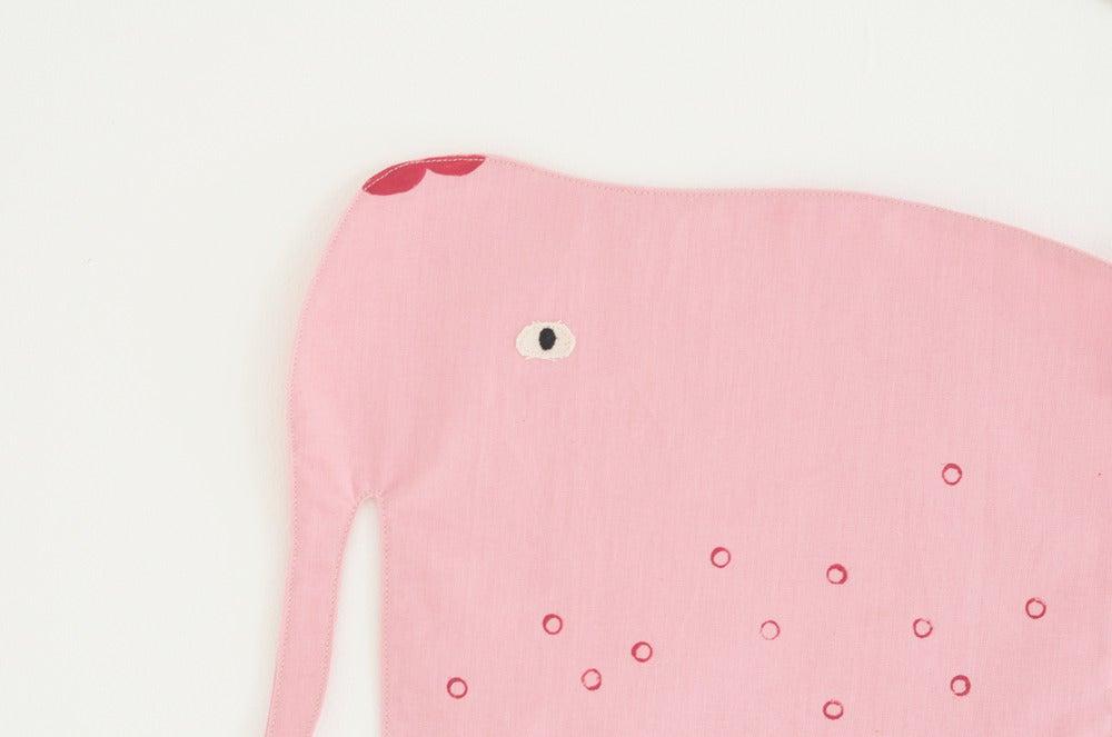 Image of mon gourmand éléphant / pink