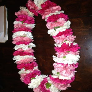 Image of Thick Carnation lei