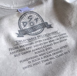 Image of DELECTABLE HILLBOMBERS TEE