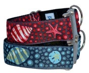 Image of Under The Sea - Dog collar on UncommonPaws.com