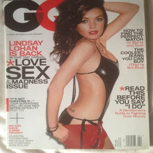 Image of GQ Magazine, April 2007
