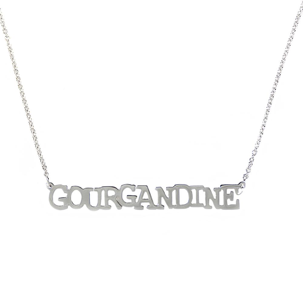 Collier Gourgandine - Félicie Aussi