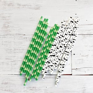 Image of PRINT Paper Straws