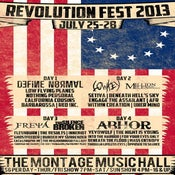 Image of Day 3 of Revolution Fest, July 27th @ Montage Music Hall