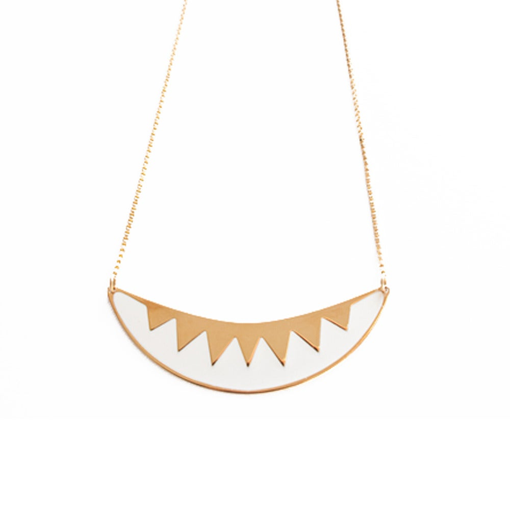 Collier Boomerang - Chic Alors!