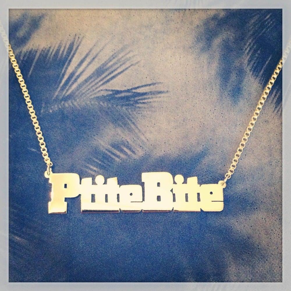 Collier PtiteBite - Felicie Aussi