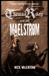Image of Thomas Riley and The Maelstrom (Signed Copy)