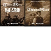 Image of Bundle Thomas Riley (Book 1) Reissue and Thomas Riley and The Maelstrom (Book 2) SIGNED COPIES