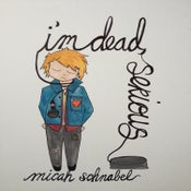 "Image of ""I'm Dead, Serious"" reissue on Poor Little Dead Guy Records"