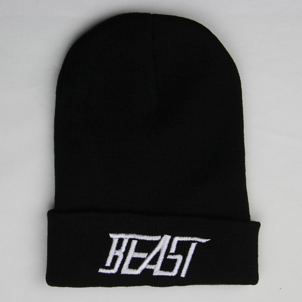 Image of Beast Beanie – Black