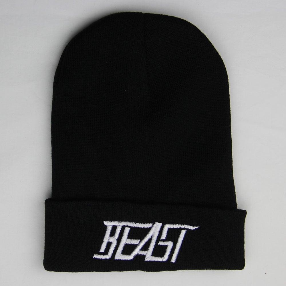 Image of Beast Beanie – Black