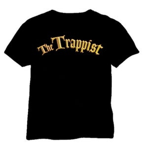 Image of Trappist Tee GOLD LOGO
