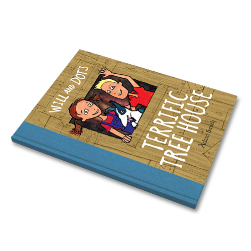 Image of 'Will and Dot's Terrific Tree House' book