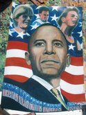 """Image of """"Deadheads for Obama"""" poster by Jesse Mosher(~Shepard Fairey*TYPE*POSTER!)*PLEASE USE BITCOIN LINK*"""