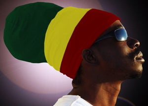 Image of Jah Roots Ready Wraps (Ital-Green Top)