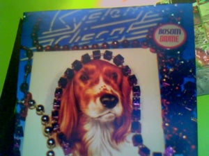 Image of Bosom Divine-I'm your animal 7""