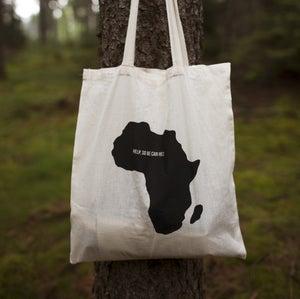 Image of Přírodní bavlněná taška - Help, So We Can Help. (Natural Cotton Bag)