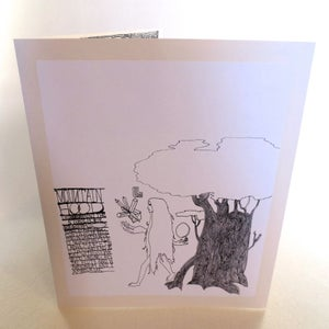 Image of MOUNTAINHOOD ~ THUNDERPAINT THE STONE HORSE ELECTRIC ~ lp (TIME-LAG / RED RECORDS #5)