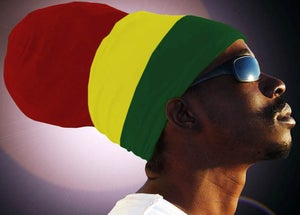 Image of Jah Roots Ready Wraps (Ital-Red Top)