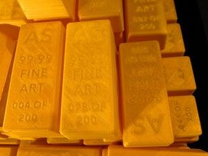 """Image of Fake """"Gold"""" Bar"""