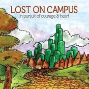 Image of Lost On Campus - 'In Pursuit Of Courage & Heart' - CD