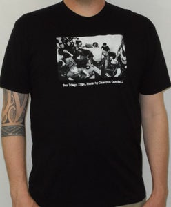 "Image of ""San Diego 1994"" [Antioch Arrow] MEN'S Shirt (Black)"