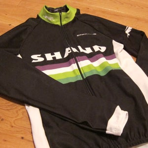 Image of Roubaix thermal cycling jacket
