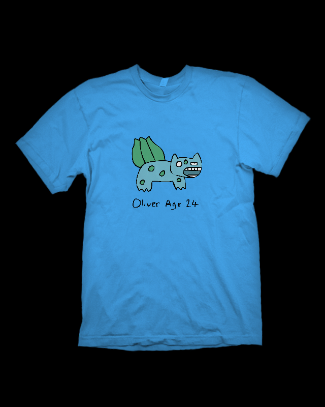 Image of Bulbasaur T-Shirt