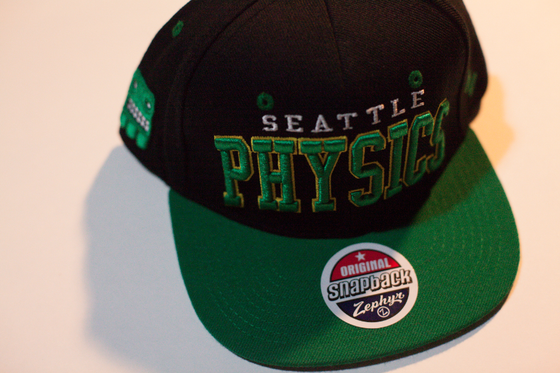 Image of The Physics x Royal Sports collaboration snapback
