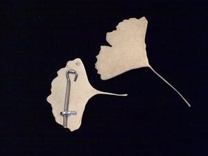 Image of Ginkgo leaf