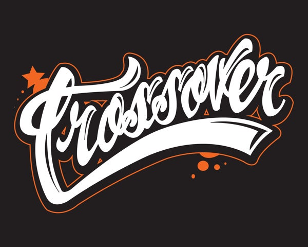 Image of Crossover (Typography)