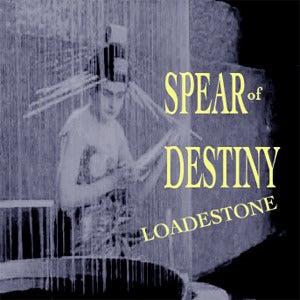"Image of SPEAR OF DESTINY ""Loadestone"" CD"