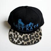 Image of Black International LK Hat