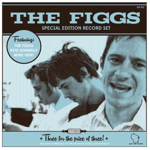 Image of The Figgs • Three For the Price of Three! LP Box Set