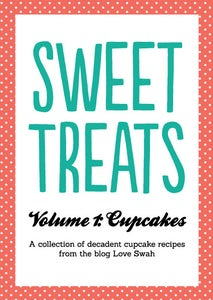 Image of Sweet Treats Volume 1: Cupcakes